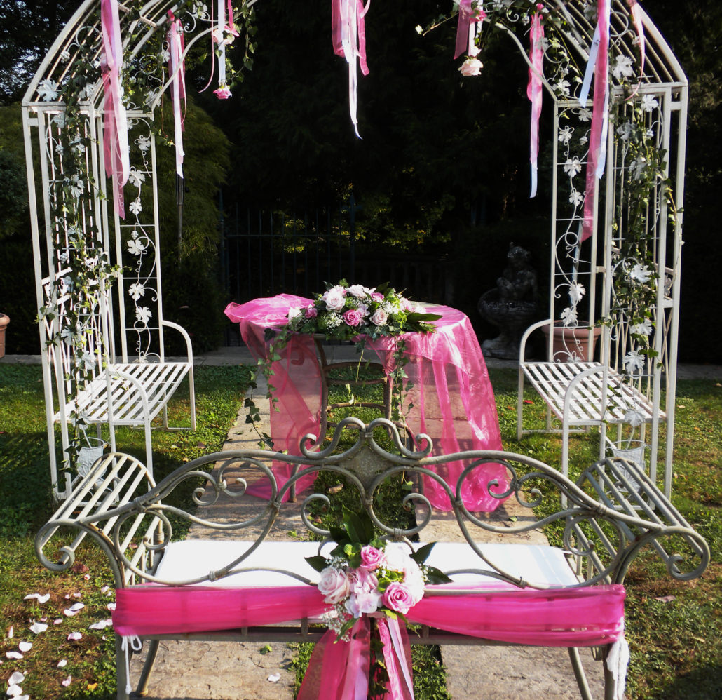abbastanza Fiori per matrimoni e cerimonie - Fioristeria Clerici Solbiate  JK45