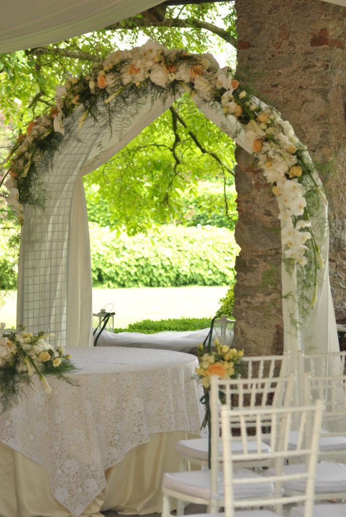 Préférence Fiori per matrimoni e cerimonie - Fioristeria Clerici Solbiate  XQ47