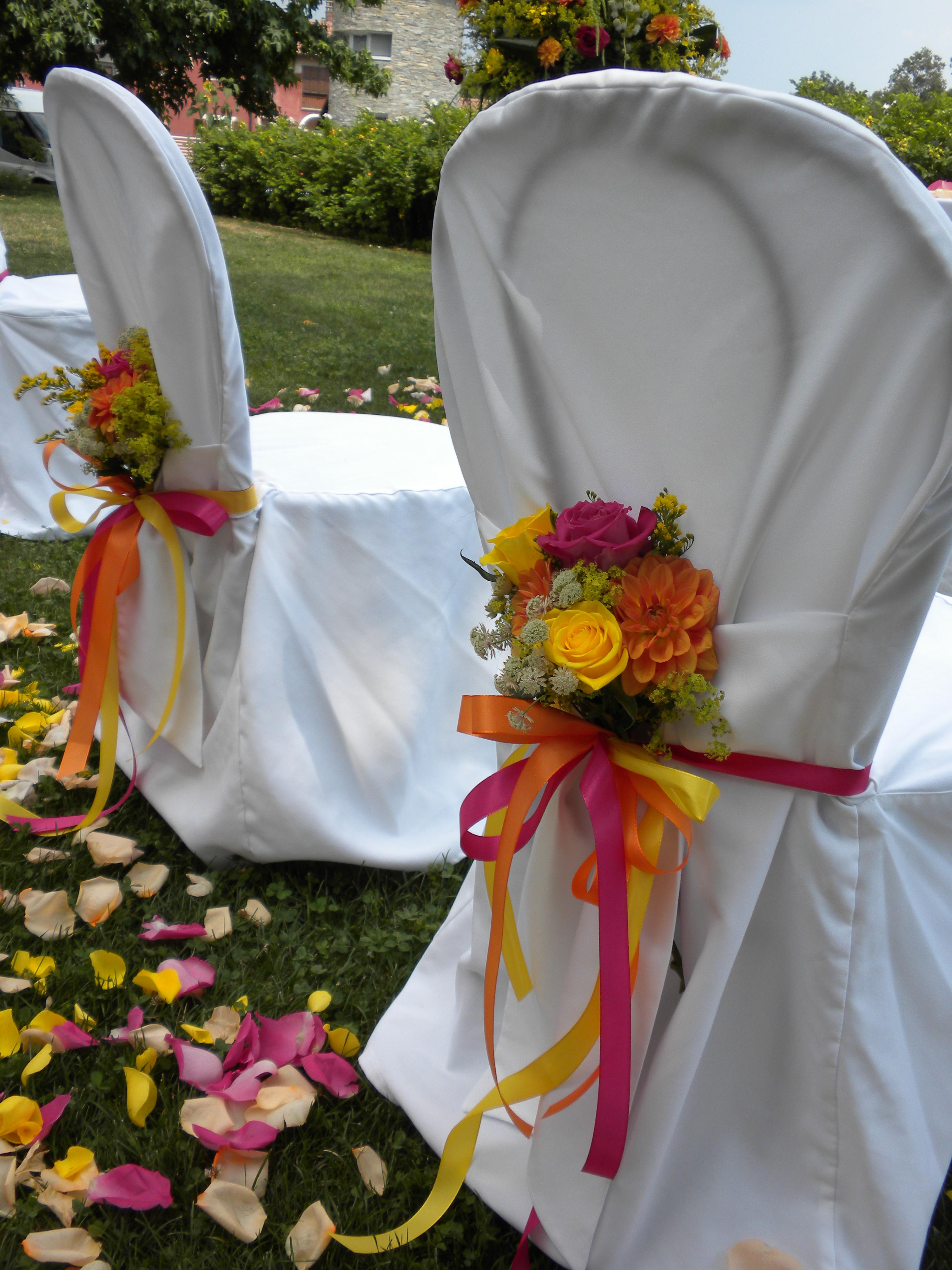 Fiori Gialli Per Matrimonio.Giallo Arancio Fuxia Fiori Per Matrimoni E Cerimonie Fioristeria