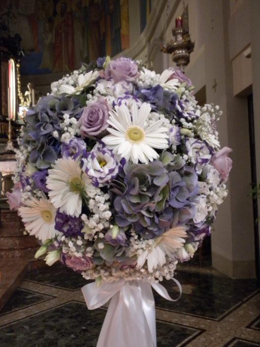 Immagini bouquet mazzi da spose e cortei fioristeria for Fiori gerbere
